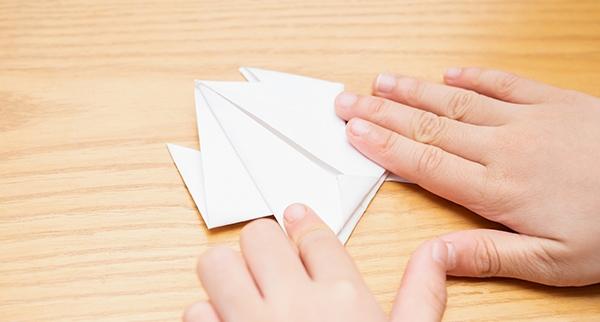 Origami Basics 2 : How to fold Valley Fold 摺紙基本技巧 2 : 谷摺 ... | 322x600